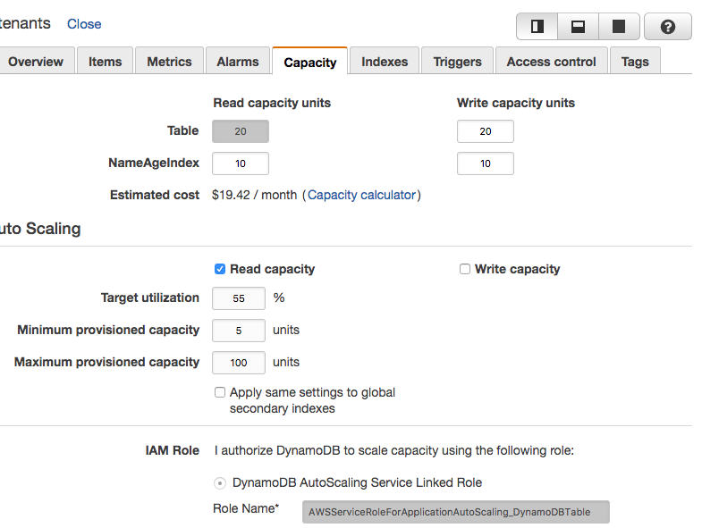 Terraform: DynamoDB and Autoscaling Group – Interviews AND